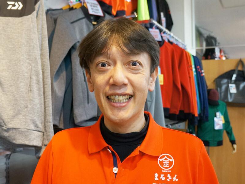 糸島店 店長
