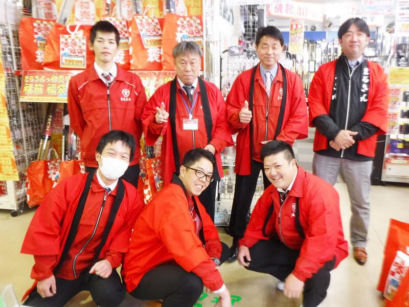 まるきん佐賀北部バイパス店